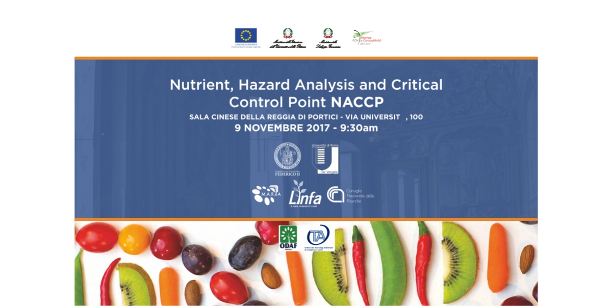 09/11/2017 - Nutrient, Hazard Analysis and Critical